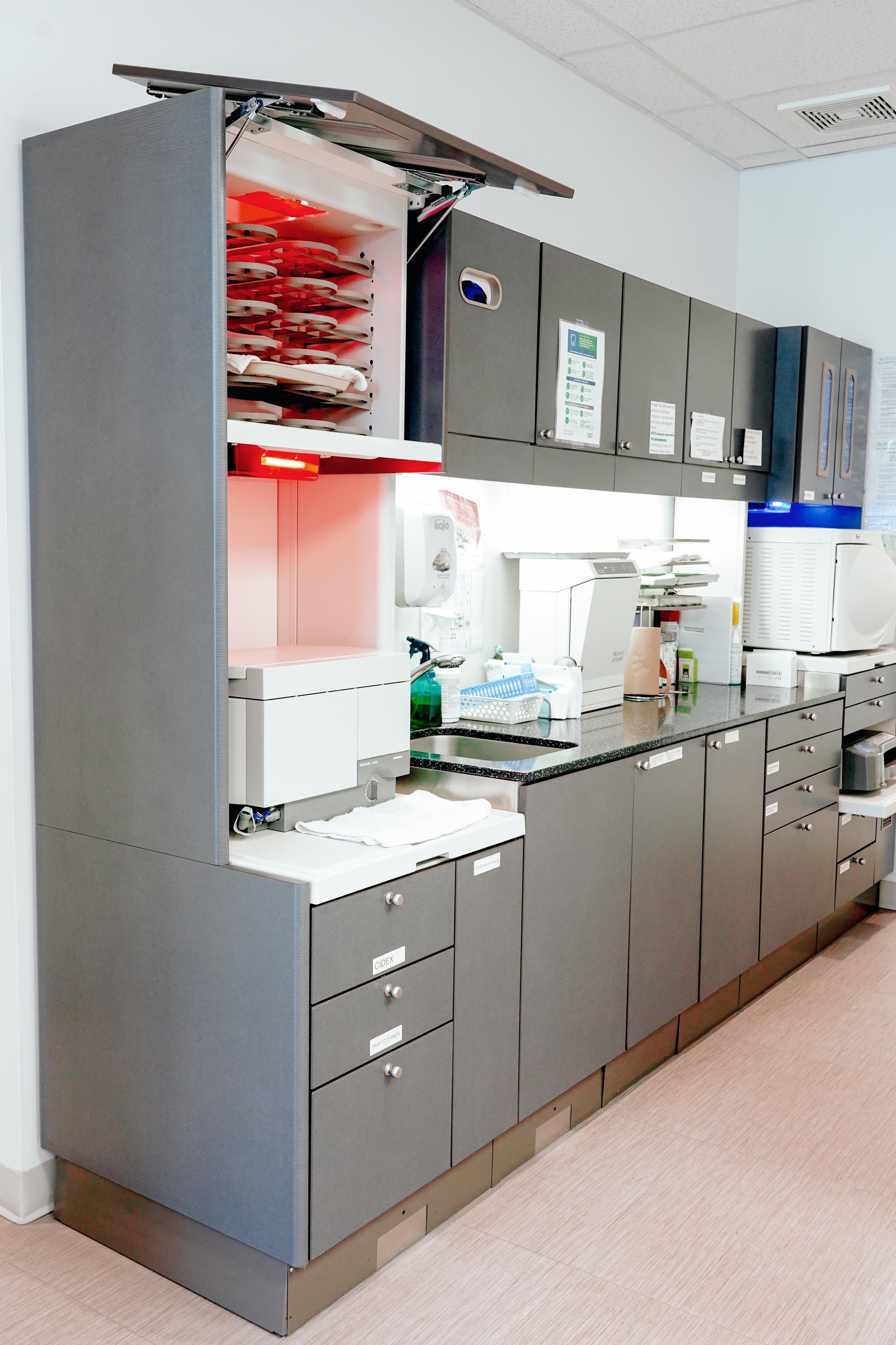 Dental Montreal Vaudreuil, Sterilisation